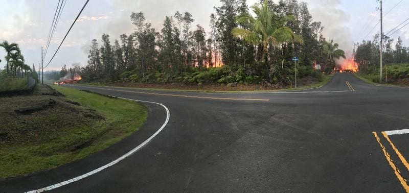 'Go now', Hawaii residents warned as eruptions spread