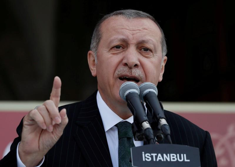 More than a million Turks say 'Enough' to Erdogan on social media