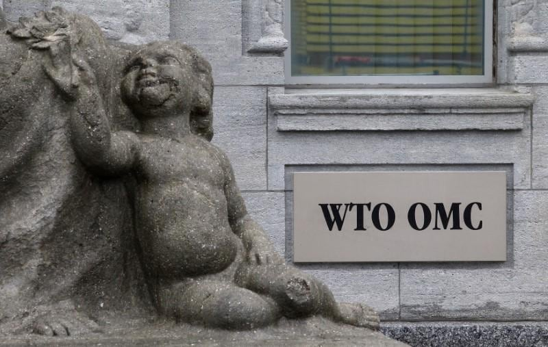 U.S. and China each say the other is wrecking the WTO