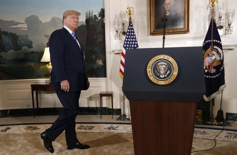 Gulf Arab allies jubilant at U.S. withdrawal from Iran deal