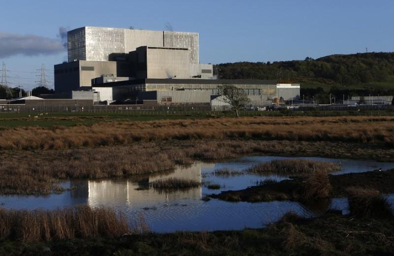 Analysis: Cracks in British nuclear reactor ring power alarm bells
