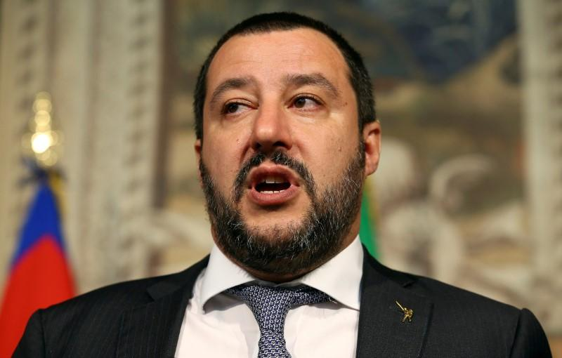 Italy's 5-Star, League head for anti-system coalition after 9-week stalemate