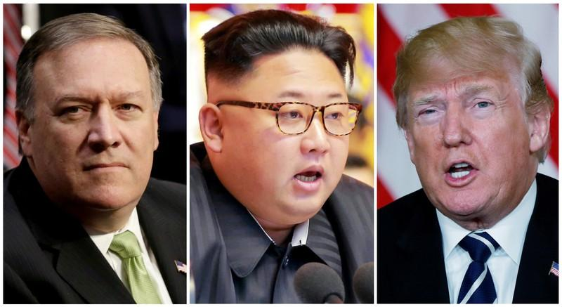 Americans freed by North Korea before Trump-Kim summit head home