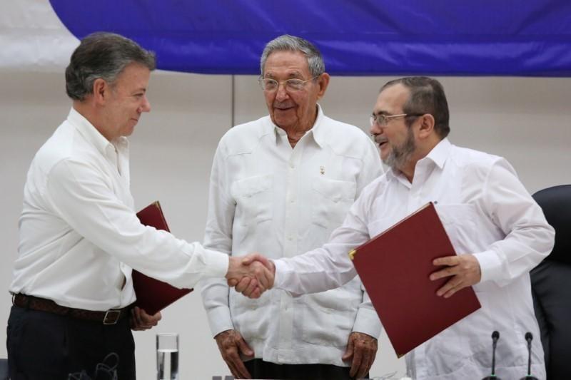 Colombia, ELN rebels renew peace talks in Havana
