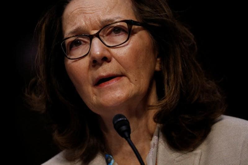 U.S. Senate committee to vote on Trump CIA pick on Wednesday