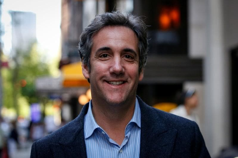 Trump repaid attorney Cohen for 2016 payment made on his behalf- ethics disclosure
