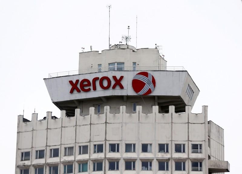 Xerox names John Visentin as CEO after scrapping Fujifilm deal