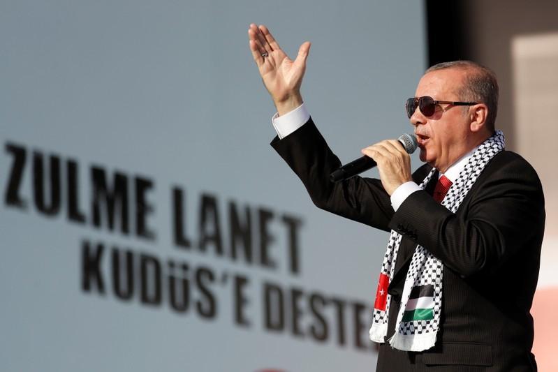 Turkeys Erdogan say to take events in Gaza to U.N. General Assembly