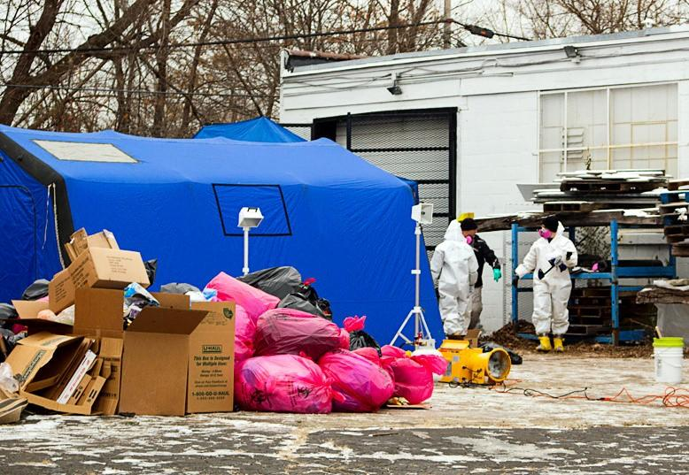 Businessman who sold diseased human body parts gets nine years in prison