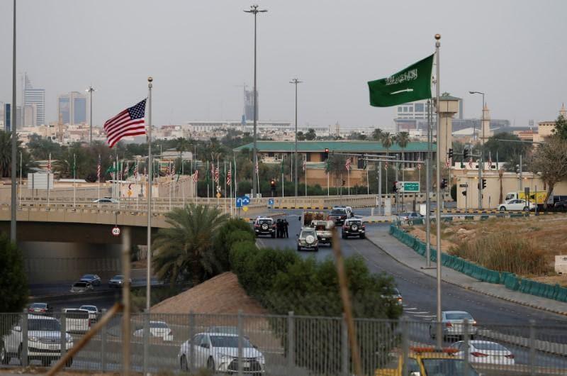 U.S. Congress reviewing sale of precision munitions to Saudis, UAE - sources