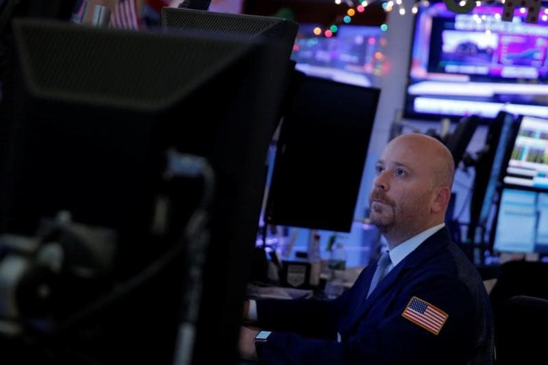 Wall Street ends up as Fed seen keeping gradual approach to rate hikes