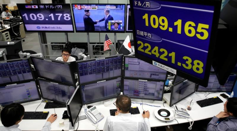 Asian shares shaky after Trump ditches summit with North Korea