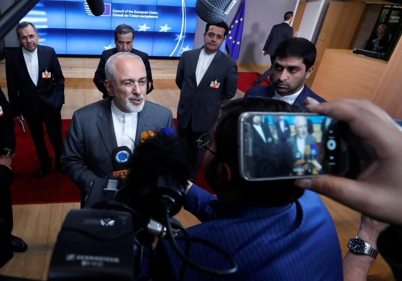 Iran pressures Europe to speed up plans to save nuclear deal