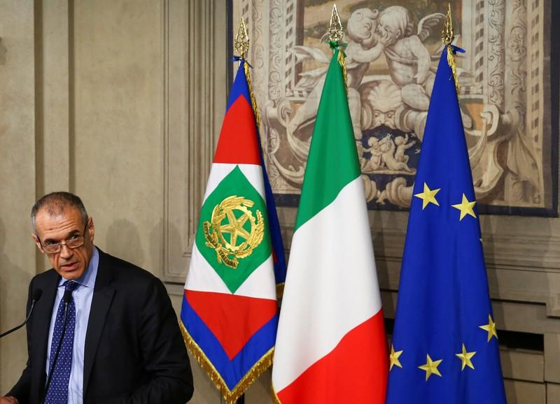 Investors ask if ECB has will and means to save euro from Italian turmoil
