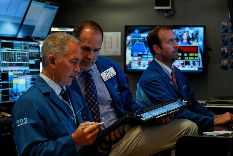 Wall Street rebounds as Italy worries ease; energy shares soar