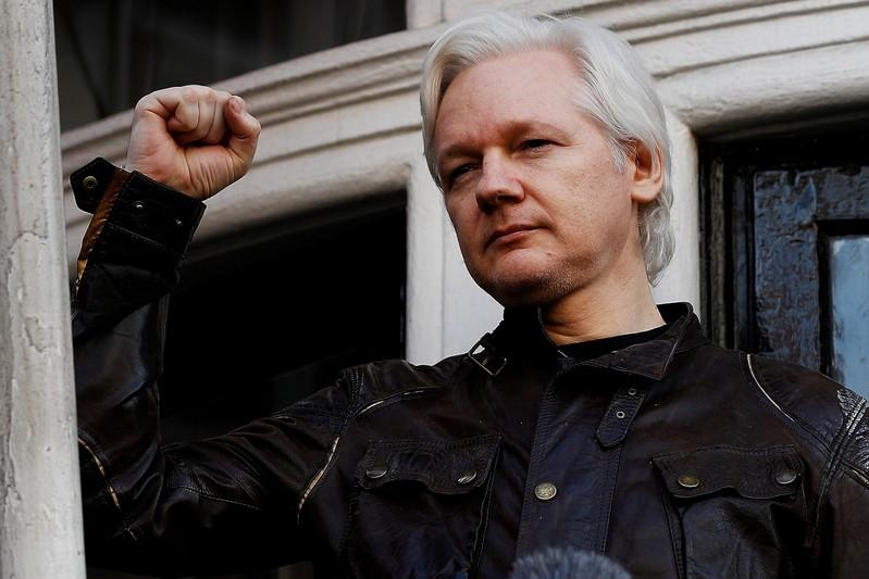 Ive protected many, Assange tells UK court as he fights U.S. extradition warrant