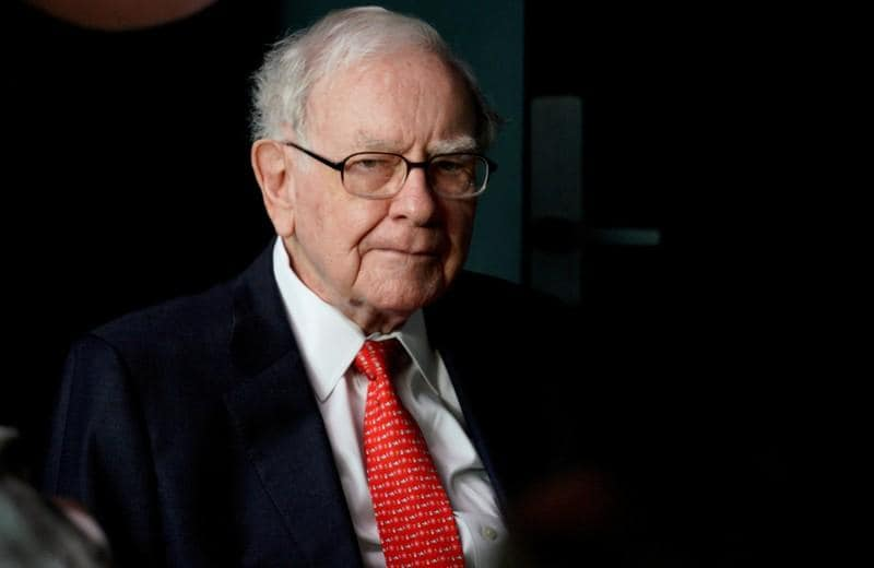 Berkshire Hathaway has been buying Amazon shares - CNBC
