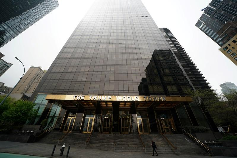 Exclusive: Foreign government leases at Trump World Tower stir more emoluments concerns