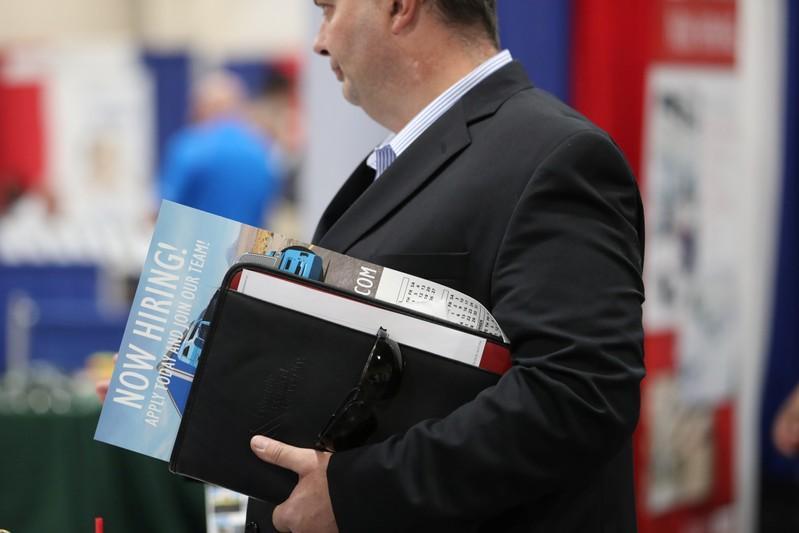 U.S. job growth surges; unemployment rate drops to 3.6 percent