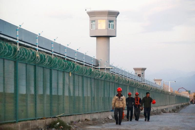 China putting minority Muslims in concentration camps, U.S. says