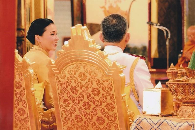 Thailand to crown its newlywed king in elaborate ceremonies
