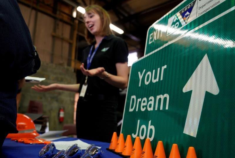 U.S. job openings surge, point to tightening labor market