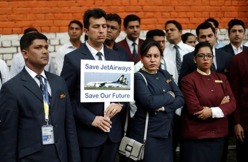Jet Airways pilots union asks Supreme Court to direct SBI to release funds
