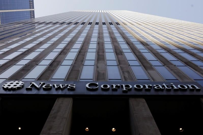 News Corp posts surprise profit as HarperCollins profits grow
