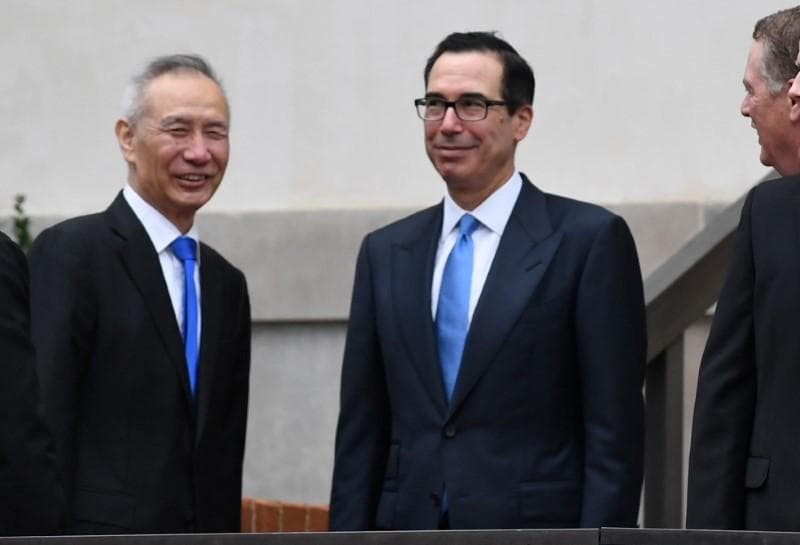 U.S. Treasury chief to plan for trade meeting in China soon - spokesman