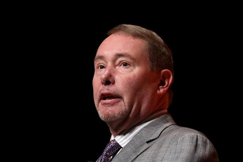 U.S. growth would have contracted without trillions in government, consumer debt - Gundlach