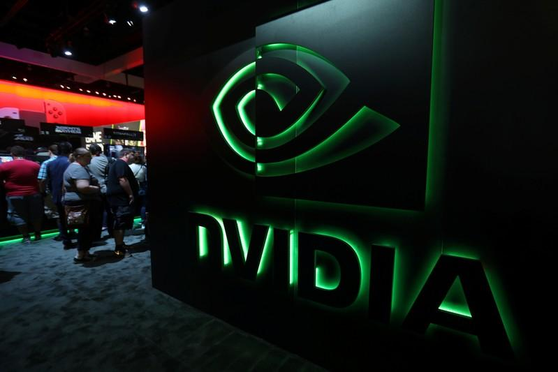 Nvidia forecasts second-quarter revenue above estimates