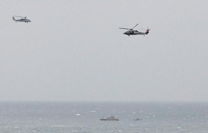 Irans elite naval forces said to pass skills to proxy fighters