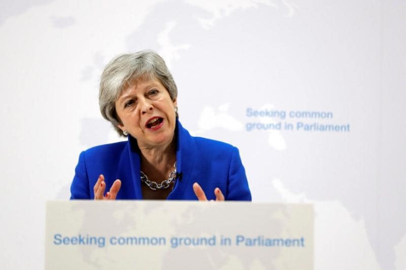 Some UK Conservatives to try to force new confidence vote in Prime Minister May - The Sun