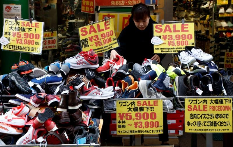 Japans key inflation gauge hits 3-year high, offers little respite for BOJ