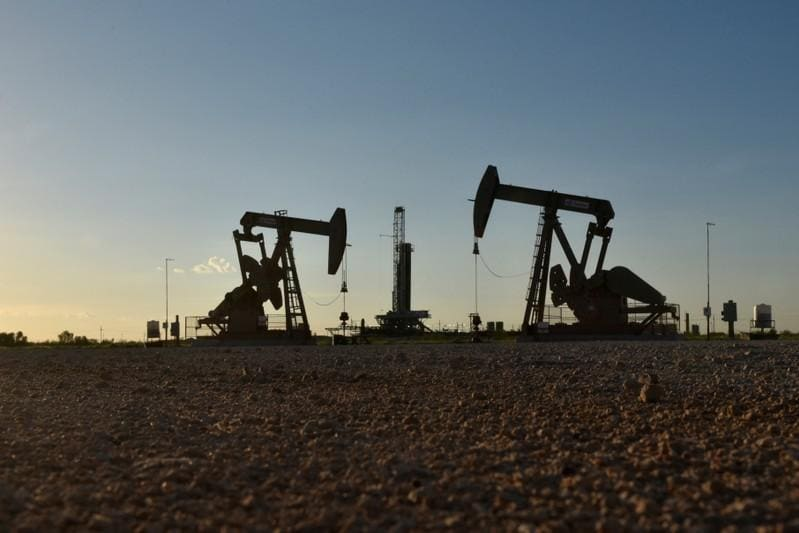 Oil prices stabilise after sharp falls earlier in week