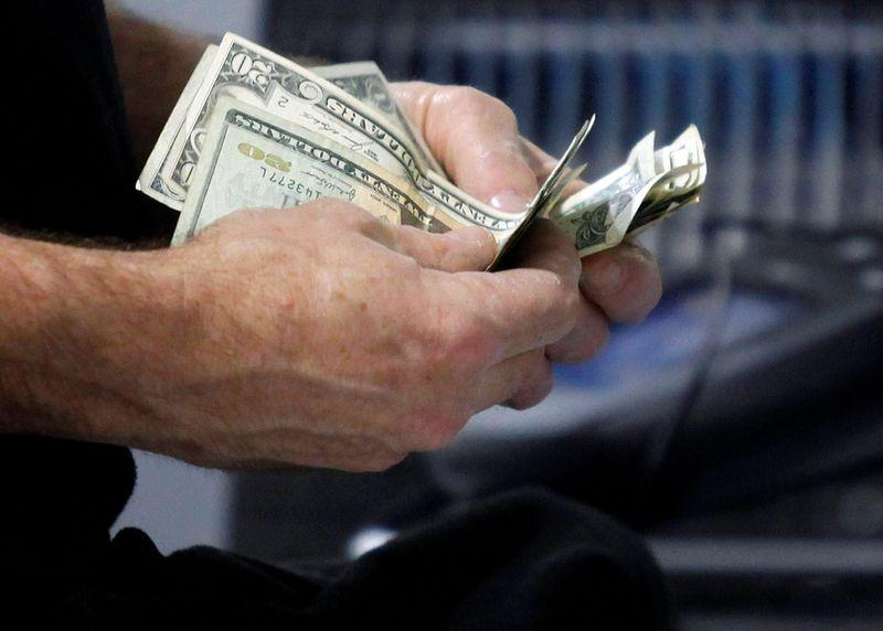 Stimulus checks boost US consumer spending inflation warming up