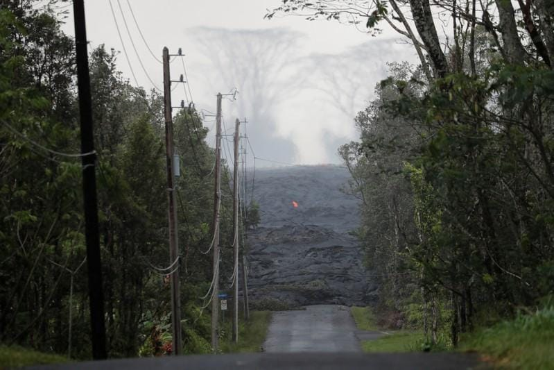 Mandatory evacuation ordered as Hawaii eruption hits four-week mark
