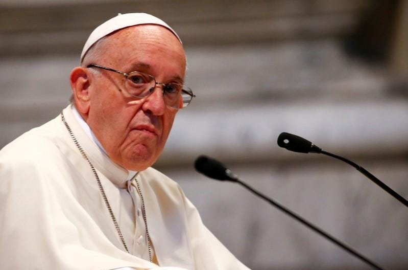 Pope to address oil majors in Vatican climate conference