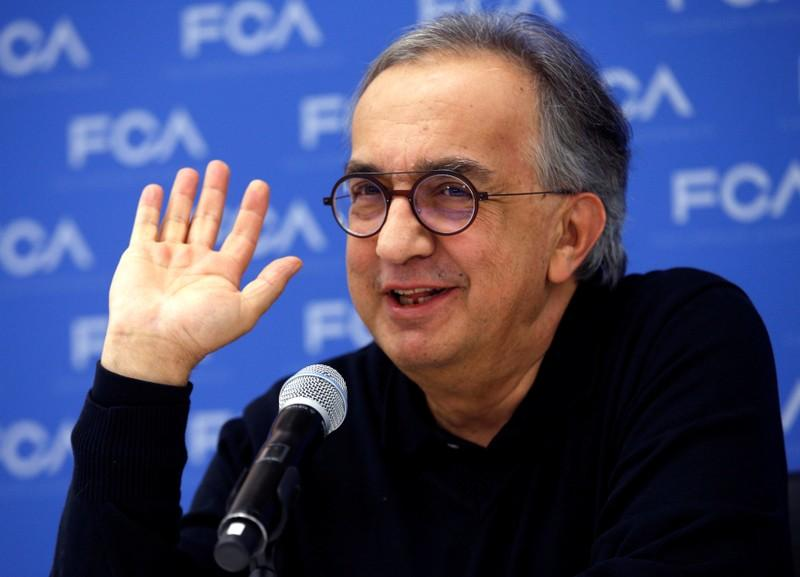 Marchionne ramps up SUVs as prepares to hand over Fiat Chrysler wheel