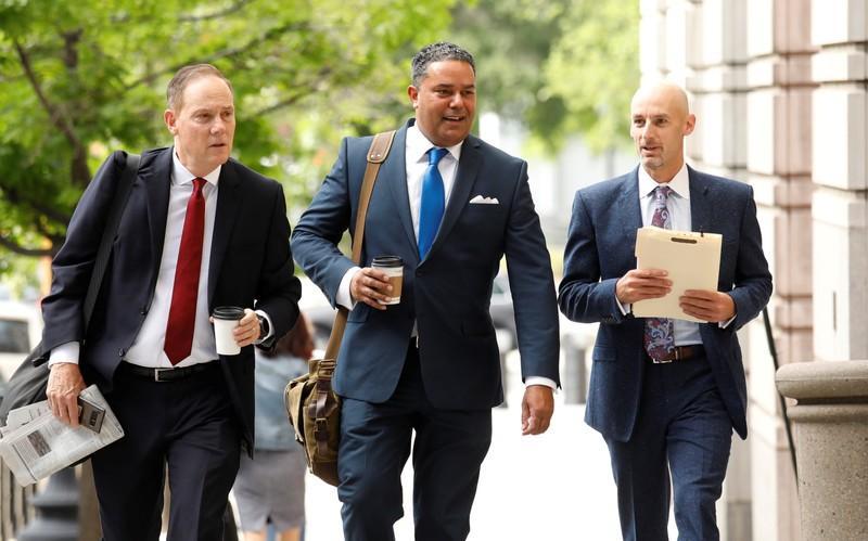 U.S. grand jury questions social media advisor to key Trump supporter