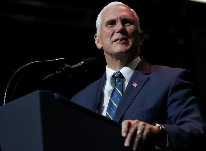 Exclusive - U.S. VP Pence to visit Brazil, Ecuador to discuss Venezuela crisis