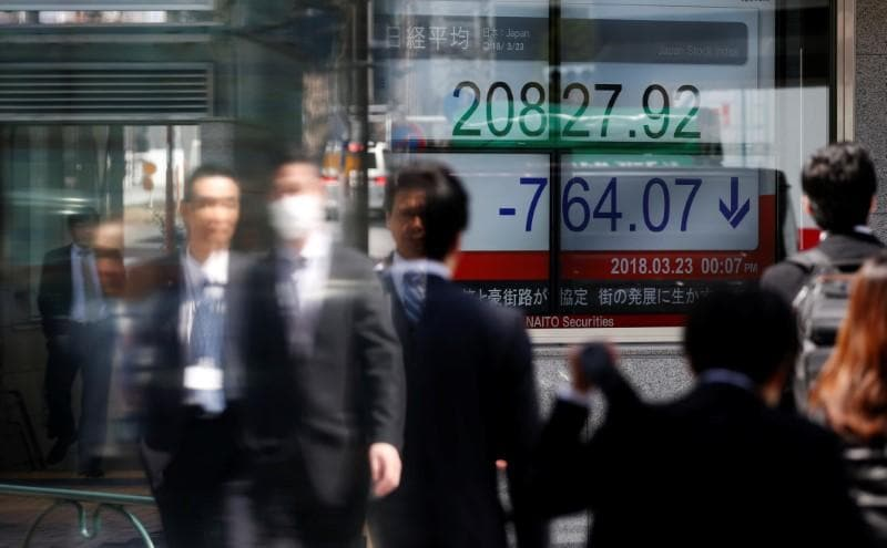 Asia stocks dip after rally, focus back on fundamentals
