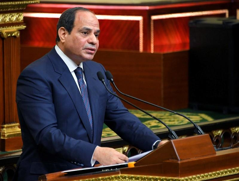 Egypt's cabinet submits resignation to President Sisi - statement