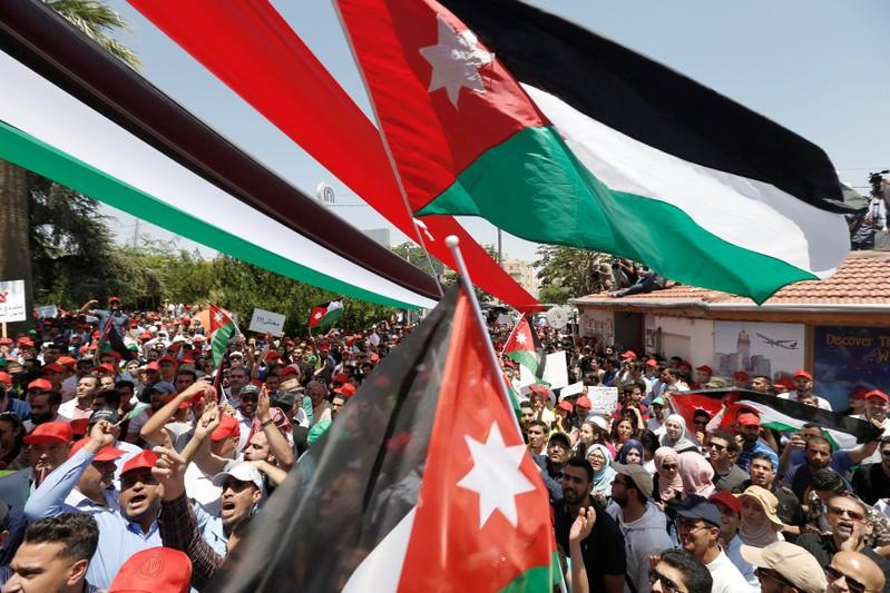 Exclusive: Jordan to push IMF to slow reforms after protests, officials say
