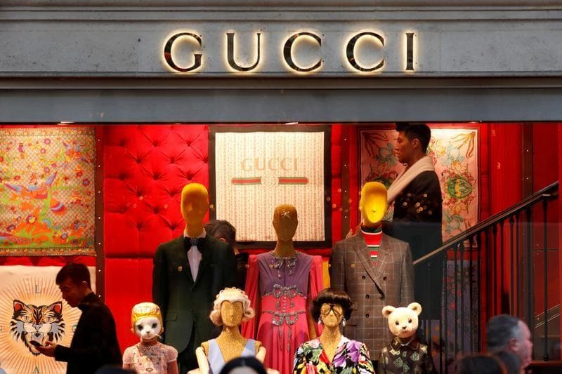 Kering's Gucci aims to steal luxury crown from Louis Vuitton