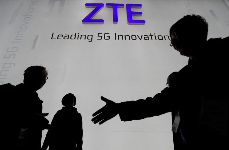 Chinese phone maker ZTE saved from brink after deal with U.S