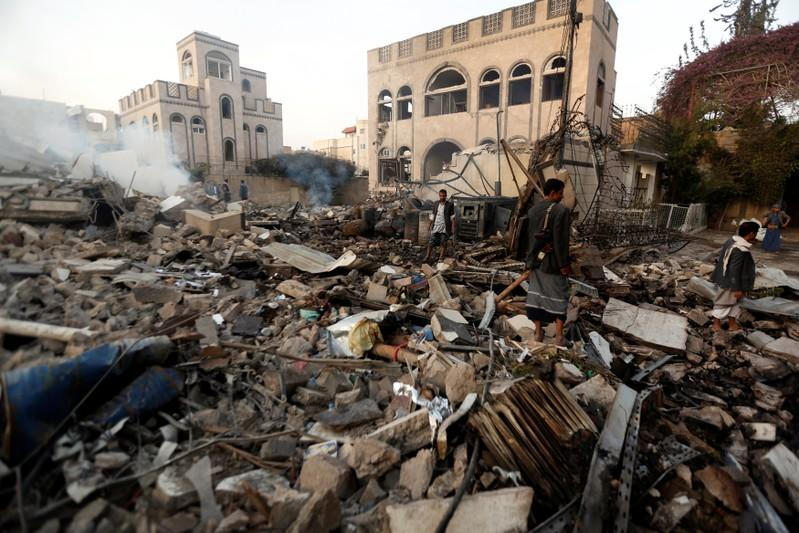 Red Cross pulls 71 foreign staff out of Yemen amid insecurity, threats