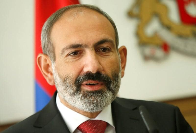 Armenia should hold parliamentary election within an year, new PM says