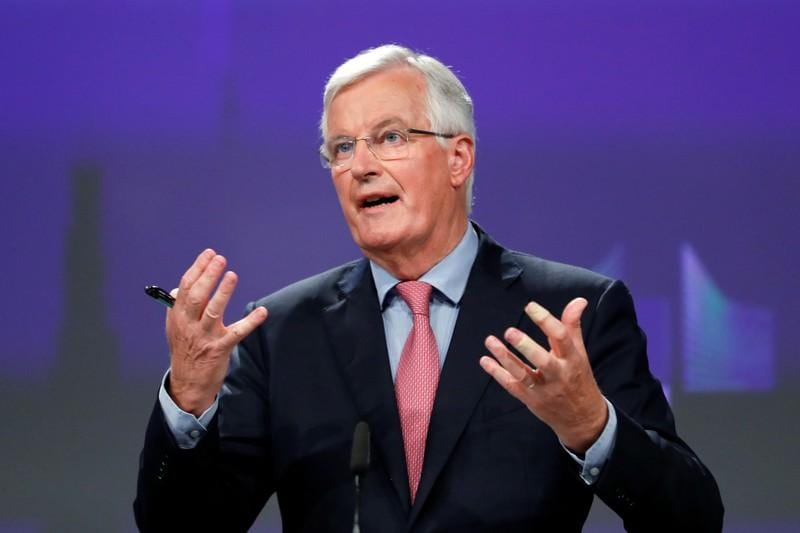 'More questions than answers' in UK Brexit offer - Barnier