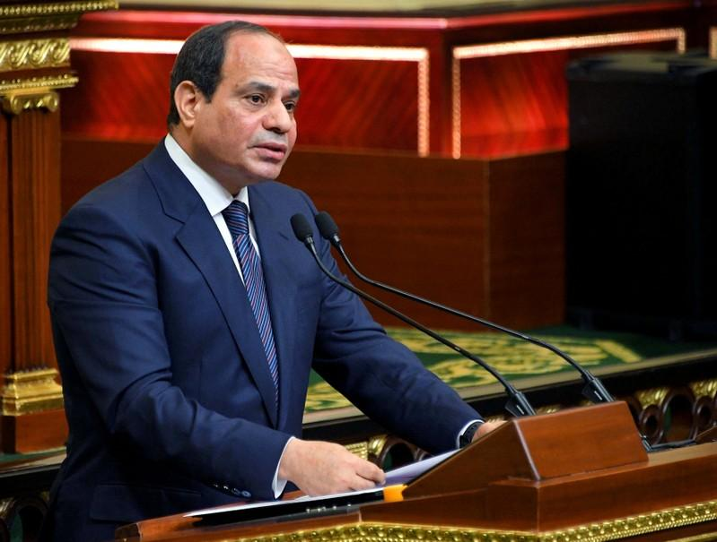 Egypt arrests leave few vocal critics of Sisi